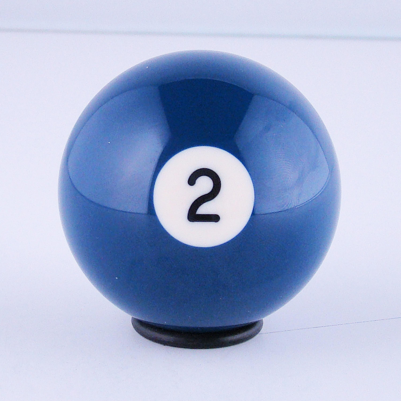 Bola Nº2 Aramith 57,2mm