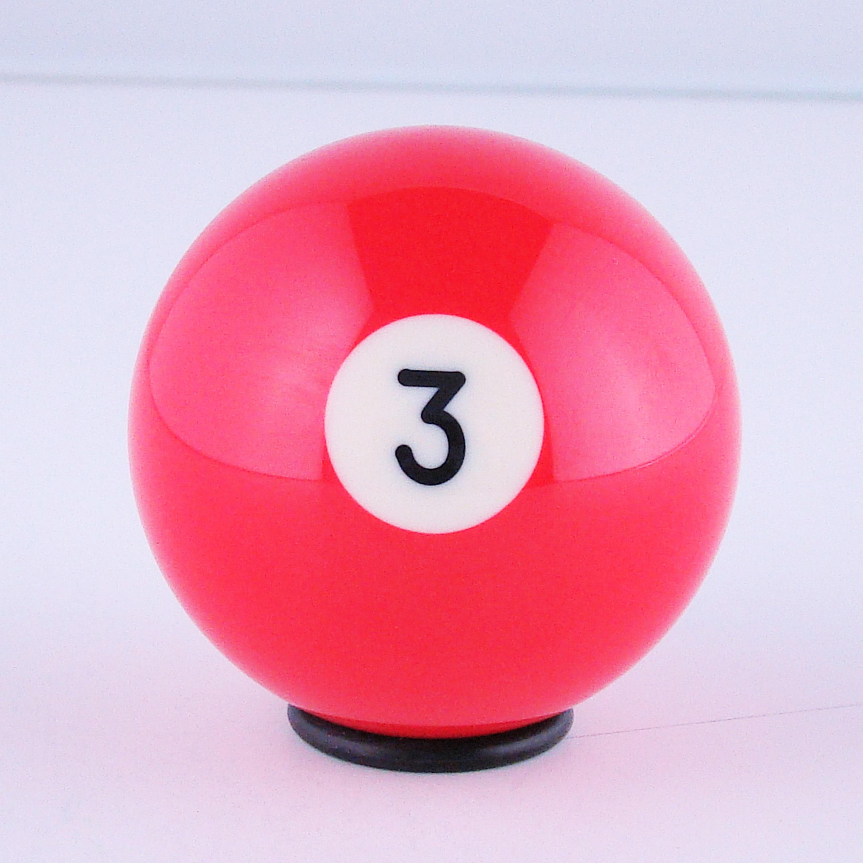 Bola nº3 Aramith 57,2mm