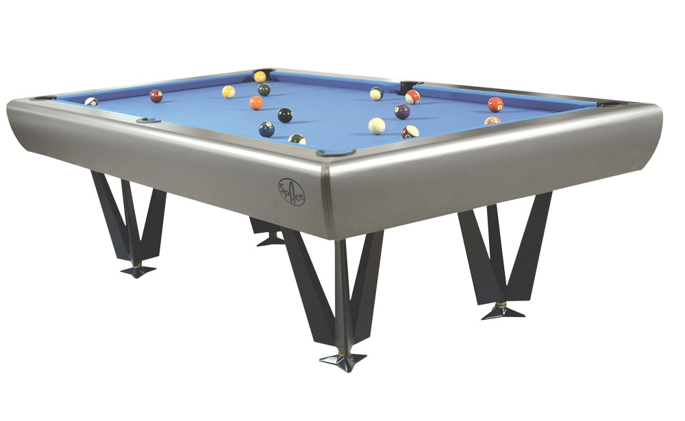 Mesa Snooker Space II T/245 usada