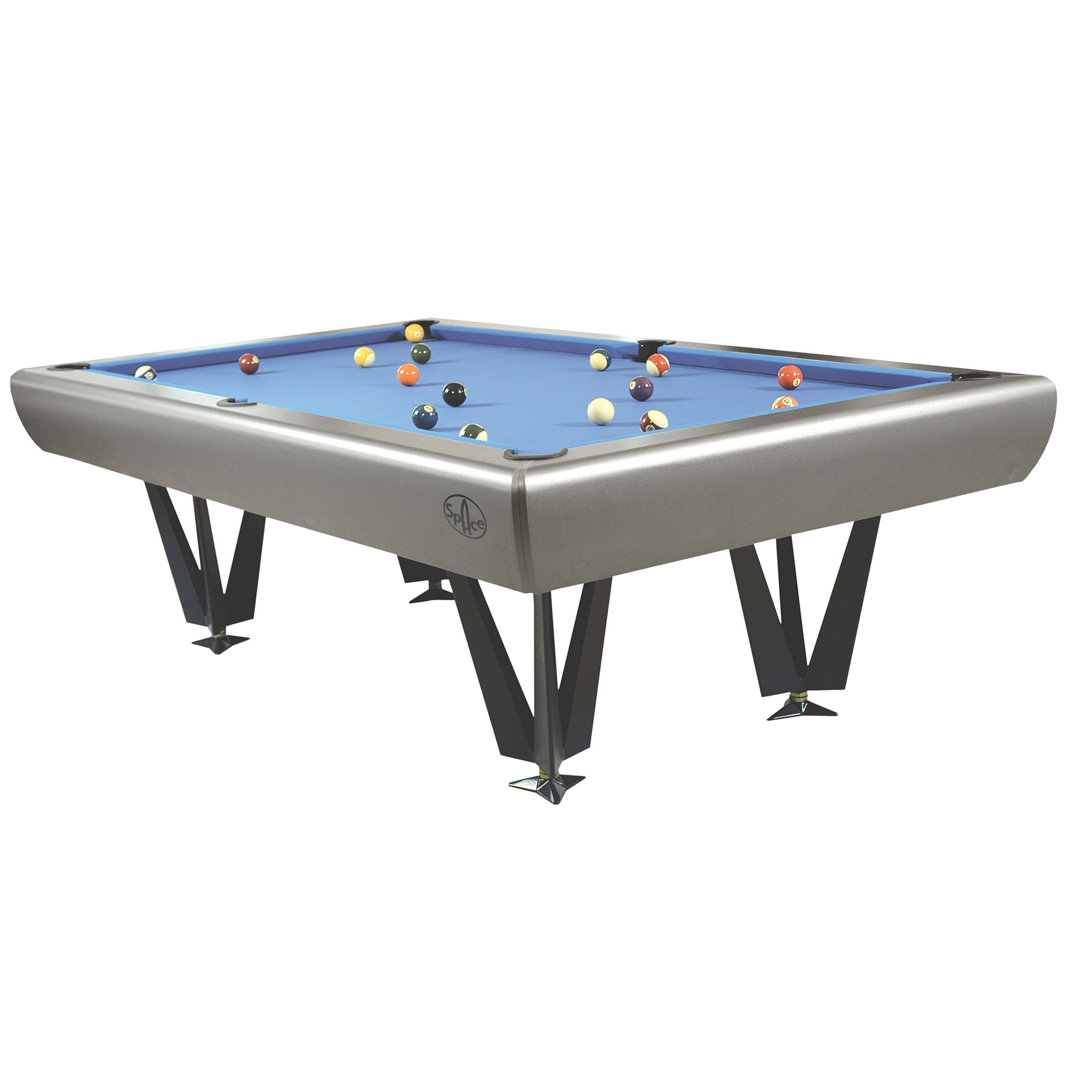 Mesa Snooker Space T/245 usada