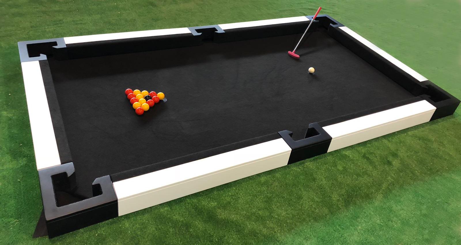 Snooker Golf